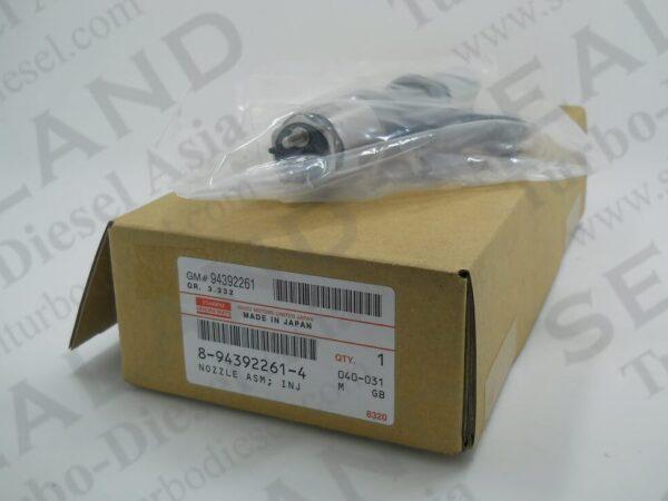 8-94392261-4 ISUZU COMMON RAIL INJECTORS for sale