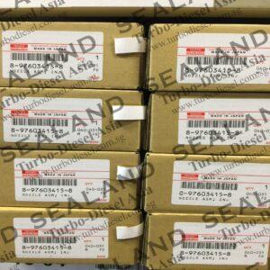 8-97603415-8 ISUZU COMMON RAIL INJECTORS for sale