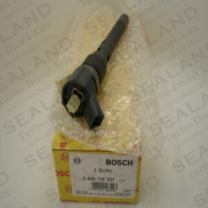 0445 110 257 BOSCH COMMON RAIL INJECTORS for sale