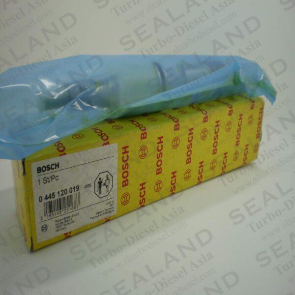 0445 120 019 BOSCH COMMON RAIL INJECTORS for sale