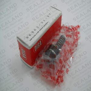 06063/31 DISA PLUNGER AND BARREL ASSY for sale