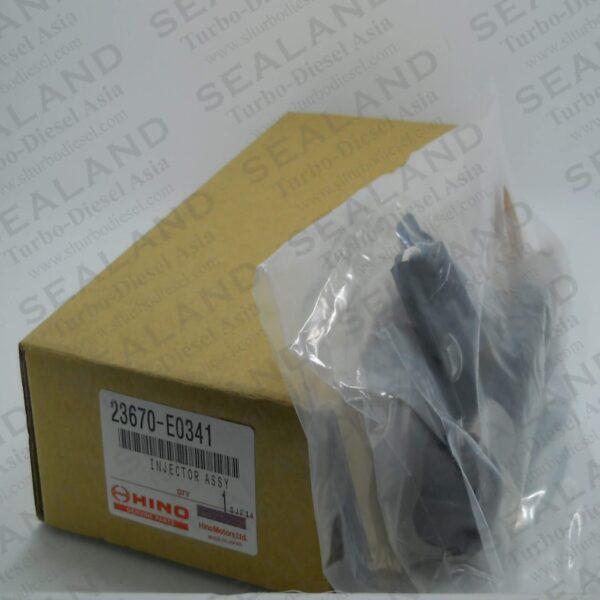 23670-E0341 HINO COMMON RAIL INJECTORS for sale