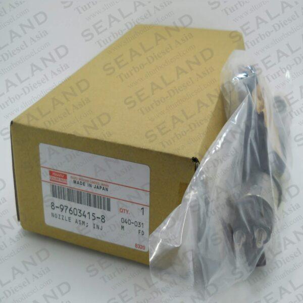 8-97603415-3 ISUZU COMMON RAIL INJECTORS for sale