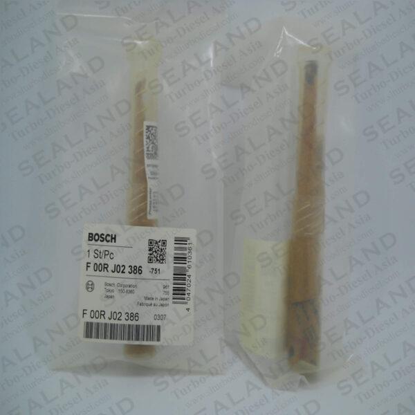 F00R J02 386 BOSCH VALVE SETS for sale