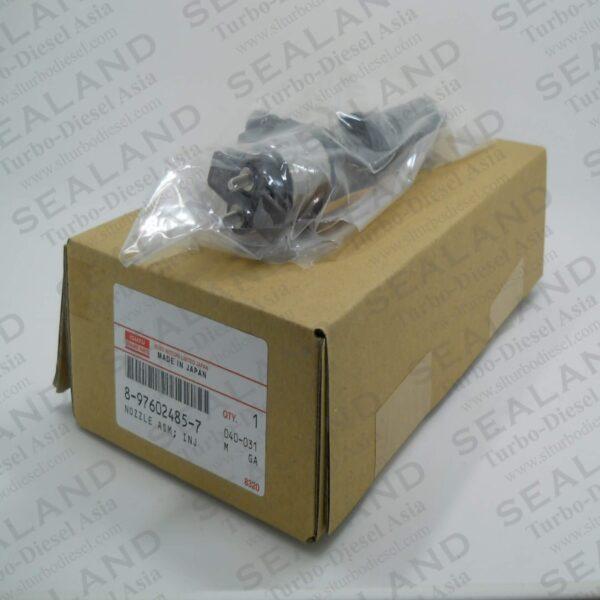 8-97602485-4 ISUZU INJECTORS for sale