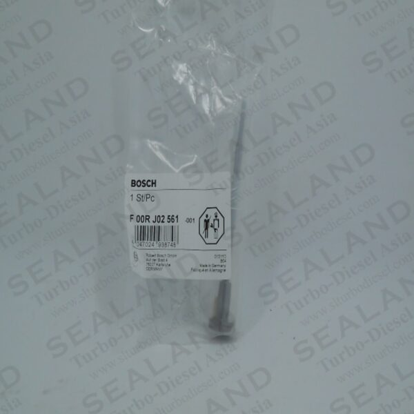 F00R J02 561 BOSCH VALVE SETS for sale