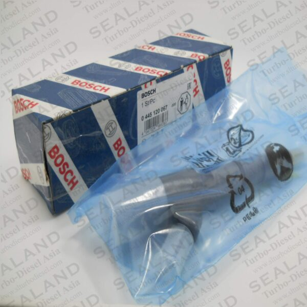 0445 120 067 BOSCH COMMON RAIL INJECTORS for sale