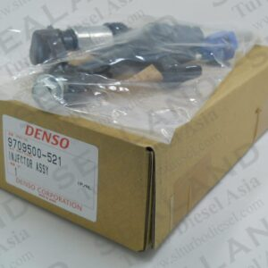 9709500-521 DENSO COMMON RAIL INJECTORS for sale