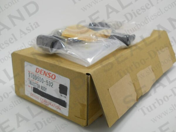 9709500-532 DENSO COMMON RAIL INJECTORS for sale
