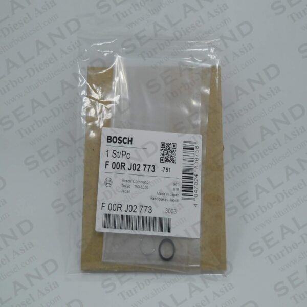 F00R J02 773 BOSCH COMMON RAIL SEAL RINGS for sale