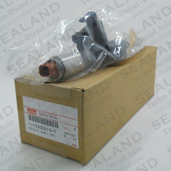 1-15300415-1 ISUZU COMMON RAIL INJECTORS for sale