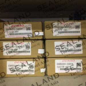 095000-0204 DENSO COMMON RAIL INJECTORS for sale