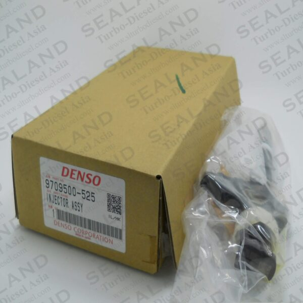 9709500-525 DENSO COMMON RAIL INJECTORS for sale