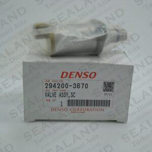 294200-3670 DENSO VALVE ASSEMBLY for sale