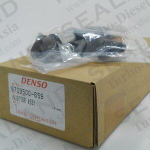 9709500-659 DENSO COMMON RAIL INJECTORS for sale