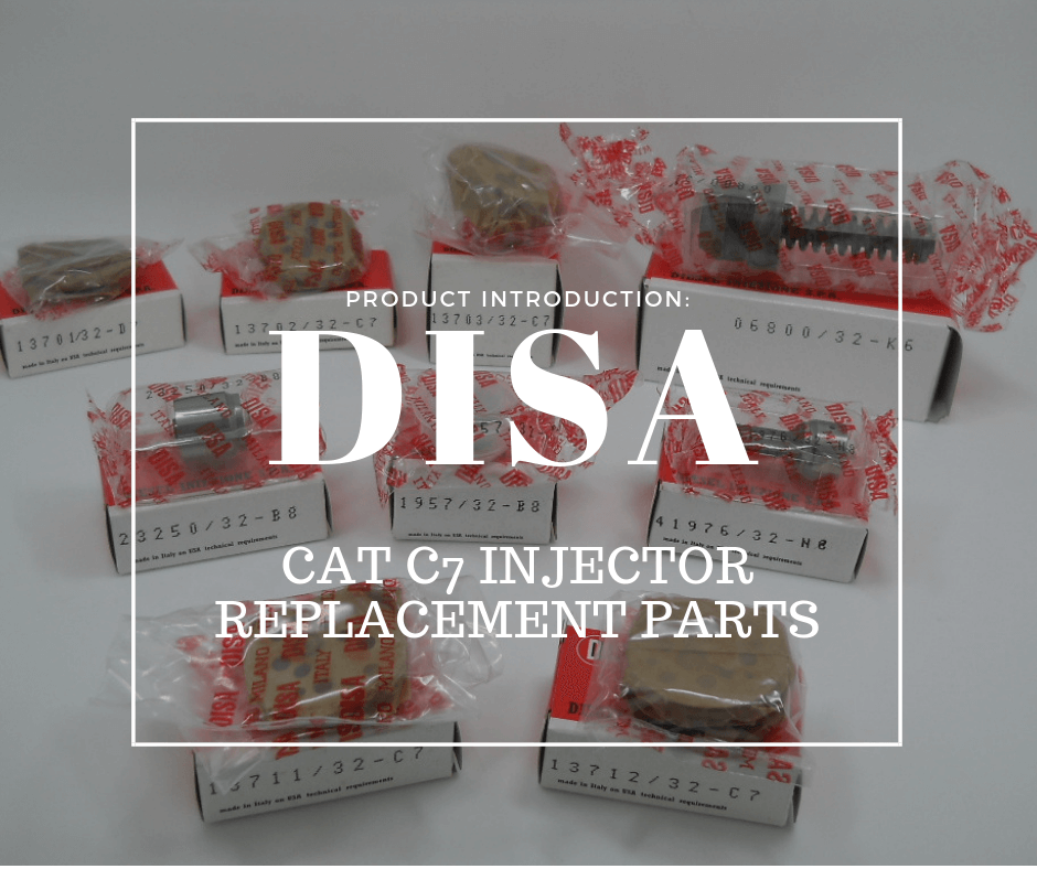 Introducing Quality Cat C7 Injector Replacement Parts by DISA